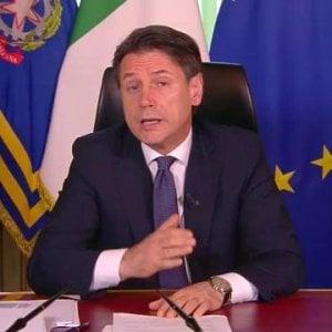 """Conte sulla Tav: """"Il governo è per il sì"""". Di Maio: """"Opera dannosa, decidano le Camere"""""""