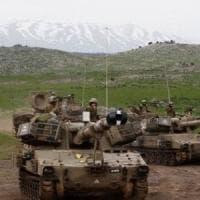 Siria, raid di Israele nel sud del Paese