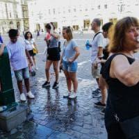 Caldo e afa, l'anticiclone riscalda l'Italia: bollino rosso in 5 città