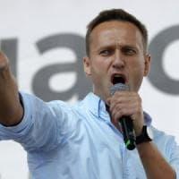 Russia, arrestato l'oppositore Alexiei Navalny