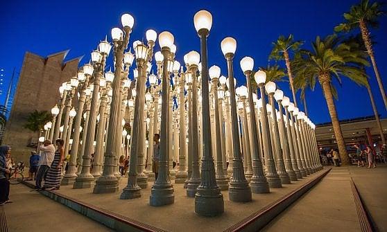Los Angeles. L'eterno divenire della city of lights