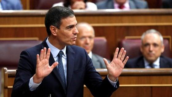 Spagna, Sánchez a caccia di voti. Si rischia il ritorno alle urne a novembre