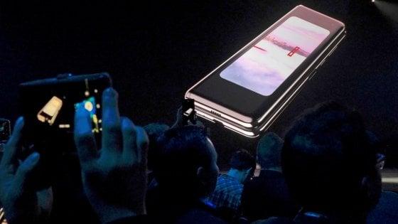 """Samsung: """"Siamo pronti, Galaxy Fold in arrivo a settembre"""""""