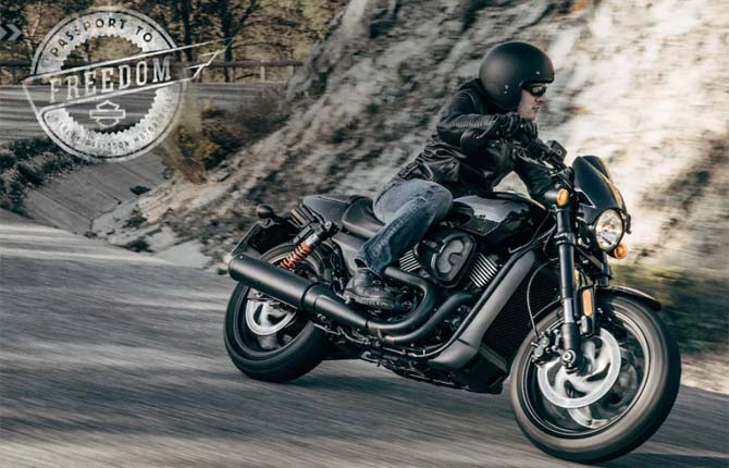 """Passport to Freedom"", Harley-Davidson più accessibile"