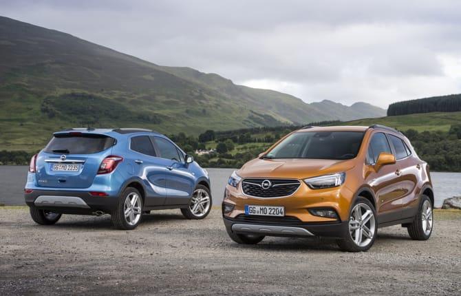 Opel, in Italia è record di Mokka