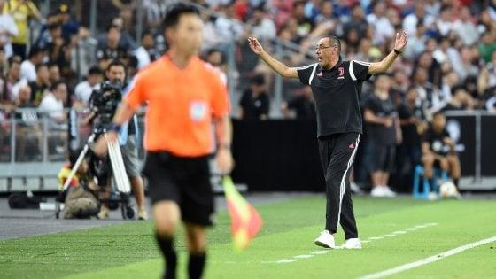 Juventus, con Sarri la rivoluzione silenziosa voluta da Allegri...