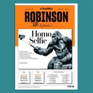 """Su """"Robinson"""" Saviano e Harari vi svelano l'uomo che verrà"""