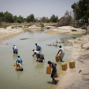 Lago Ciad, la sua veloce evaporazione è un'altra crisi africana che riguarda 30 milioni di persone