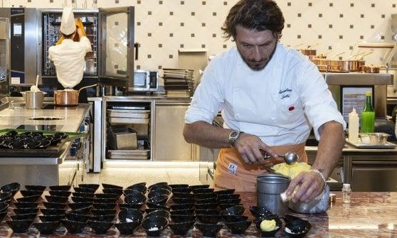 Massimiliano Scotti, lo chef del gelato tra marketing e ricordi d'infanzia
