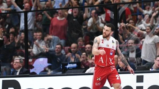 """Basket, Milano; Messina scarica James: """"Non rientra nel progetto tecnico"""""""