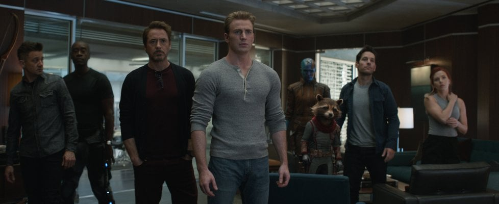 e6f4cf7f3129 'Avengers: Endgame', i fratelli Russo: