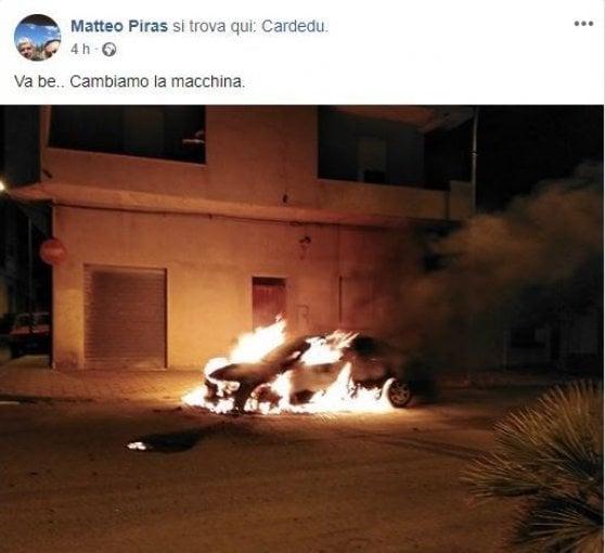 Sardegna, attentato contro sede Pd a Dorgali. Incendiata auto sindaco Cardedu