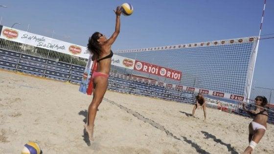 """Beach Volley, istruzioni per l'uso. """"Conoscere i propri limiti"""""""