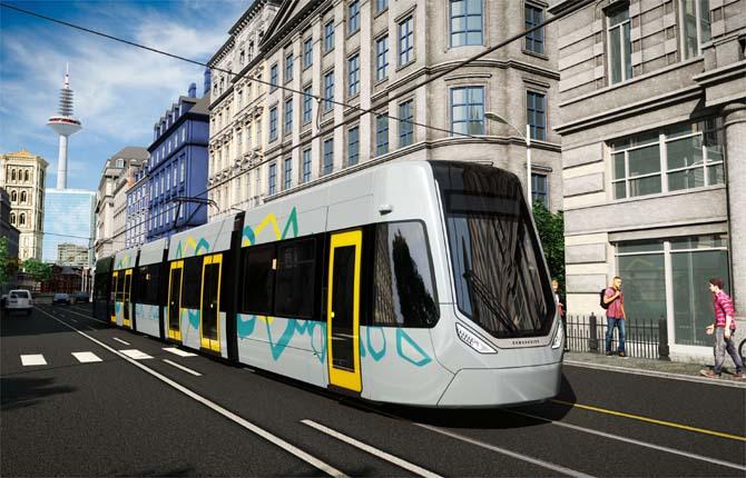 Peugeot Design Lab rilancia Bombardier Transportation
