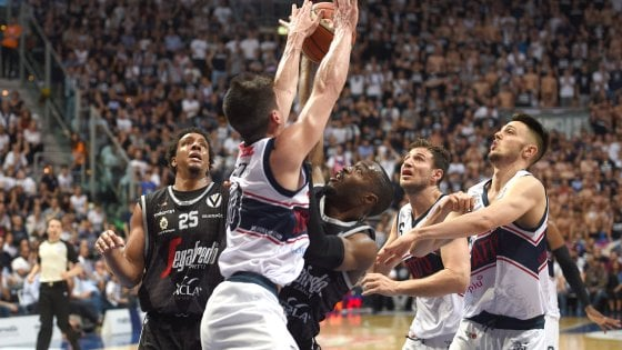 Treviso Basket Calendario.Basket Serie A Ufficializzato Il Calendario 2019 2020 A