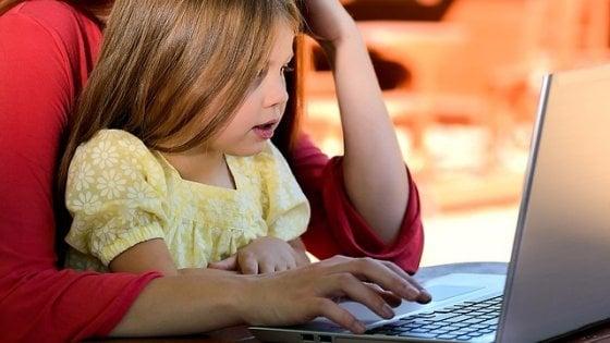 Compiti a casa? I figli preferiscono l'aiuto del web