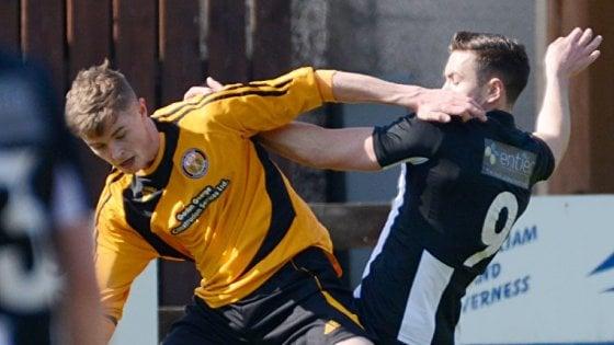 Scozia, il Fort William torna a vincere una partita dopo più di due anni