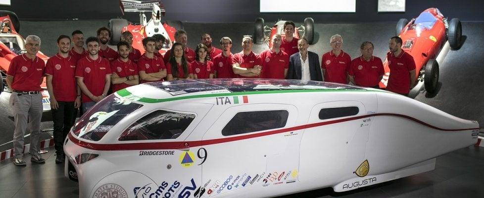 Sorpresa, al Museo Ferrari entrano le auto degli studenti