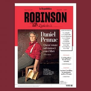 "Pennac su Robinson: ""Ecco i libri per salvarci"""