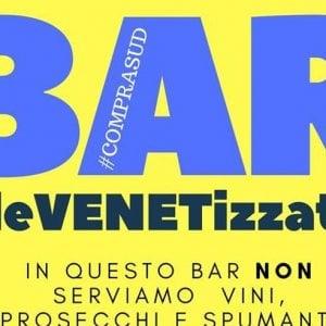 Calabria, niente prosecco al bar: così si protesta contro il Veneto dell'autonomia