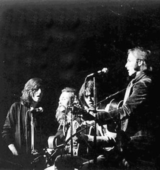 David Crosby, la storia del rocker sopravvissuto diventa film