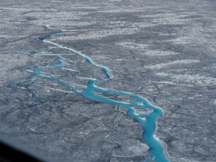 Groenlandia: arriva l'ondata di caldo dall'Europa: lo scioglimento dei ghiacci è impressionante