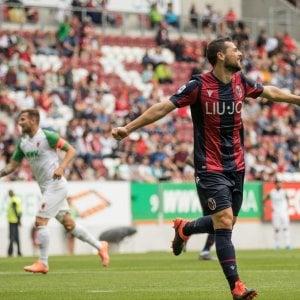 Amichevoli: il Bologna vince in rimonta ad Augsburg, la Samp cede al Monaco