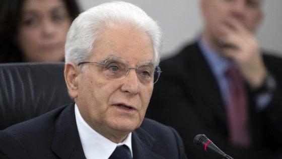 """Mattarella ricorda la strage dell'Italicus: """"Le mancate condanne ledono il principio di giustizia"""""""