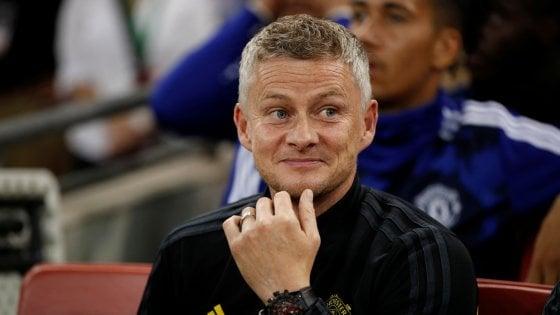 """Manchester United, Solskjaer blinda i big: """"Pogba resta, Lukaku presto in gruppo"""""""