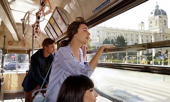 No, l'aria profumata nel metrò è davvero troppo. Persino per Vienna