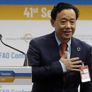 """FAO, il cinese Qu Dongyu assume l'incarico di Direttore Generale: """"Saremo più dinamici, trasparenti e inclusivi"""""""