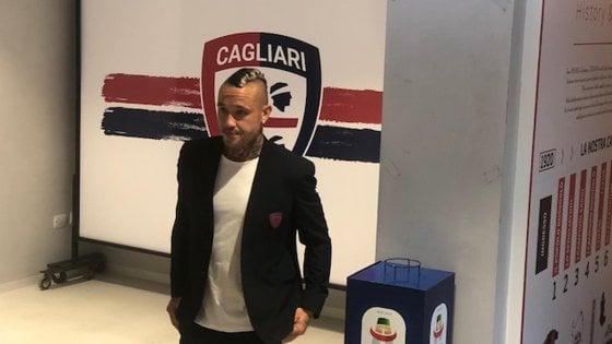 """Cagliari, Nainggolan: """"Avevo altre offerte ma sono voluto tornare. Dimostrerò all'Inter che si è sbagliata"""""""