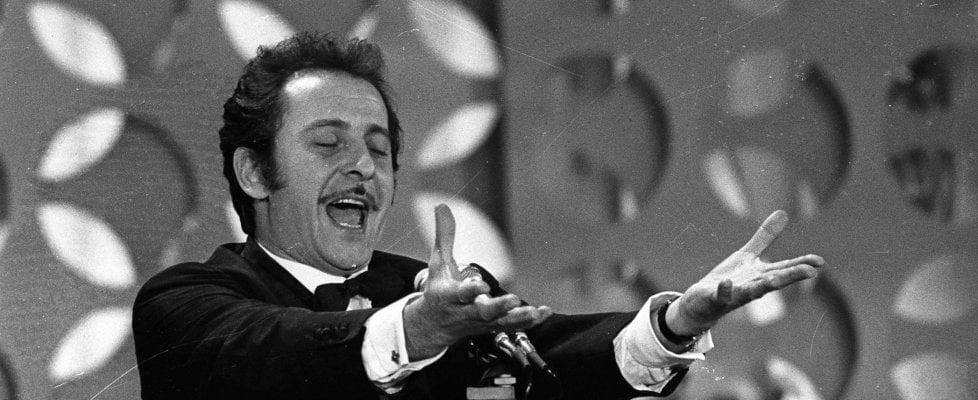 Domenico Modugno, puro genio della canzone: con 'Volare' incantò un'intera nazione