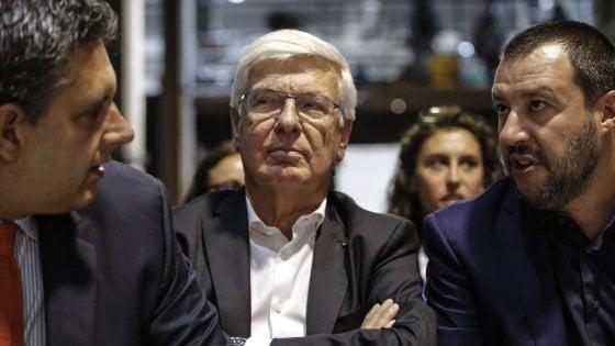 """Centrodestra, Paolo Romani: """"Vado con Toti. Mi dispiace ma Forza Italia ha più eletti che elettori"""""""