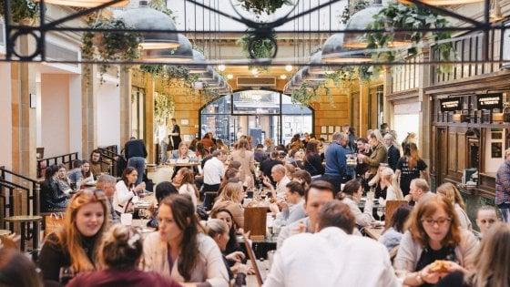 A Londra il cibo italiano fa rinascere i luoghi dismessi