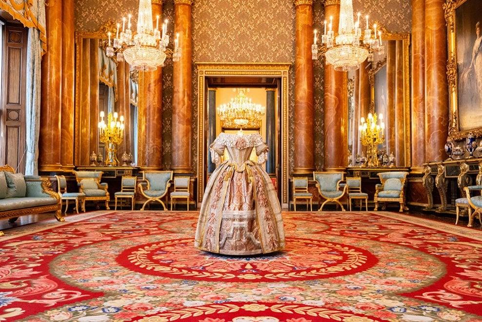 Londra L Omaggio Di Elisabetta A Vittoria Una Mostra Svela Il Buckingham Palace Mai Visto La Repubblica