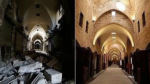 Aleppo: rinasce il mercato