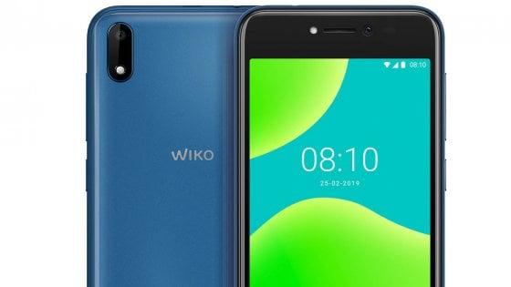 Wiko Y50, lo smartphone low cost con Android Go