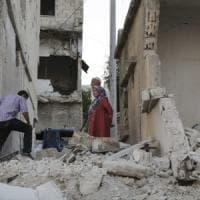 Siria, Iblid: la situazione peggiora:  450.000 sfollati in tre mesi, il picco di vittime nelle ultime settimane.