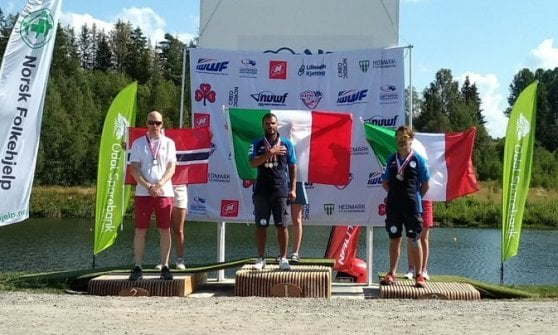 Daniele Cassioli, 5 medaglie nonostante una costola rotta: è ancora lui il più grande di tutti