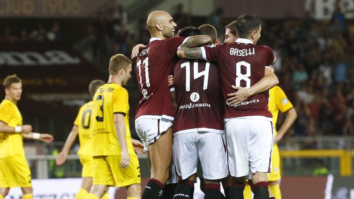 Europa League, Torino-Shakhtyor 5-0: i granata prenotano i playoff