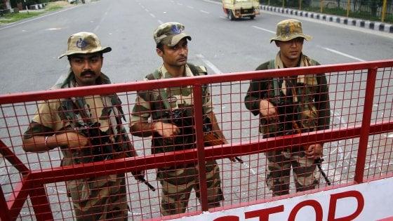 Kashmir, le scelte dell'India condizionate dai colloqui di pace in Afghanistan