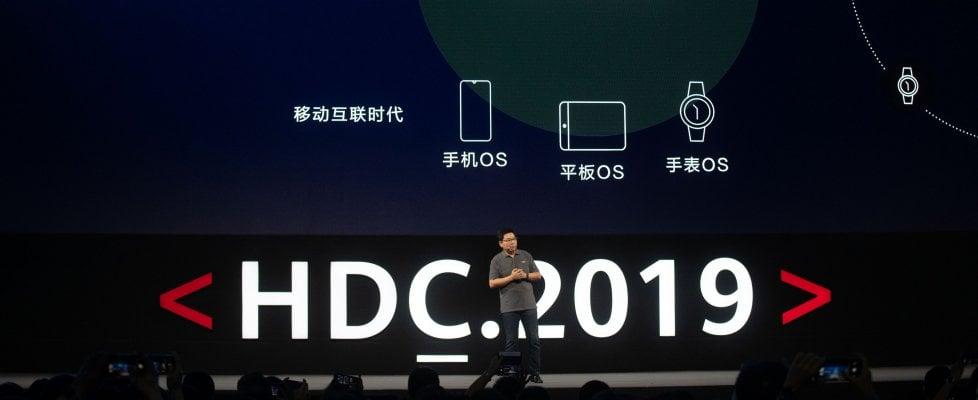 Huawei svela HarmonyOS, il sistema operativo multipiattaforma