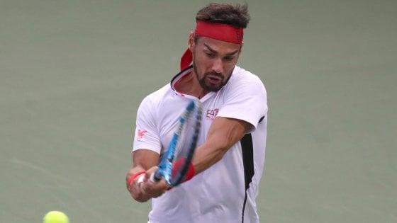 Tennis, Fognini nei quarti a Montreal: ora è sfida a Nadal