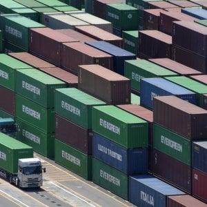 Istat, export in crescita su base mensile. Inflazione ferma a luglio