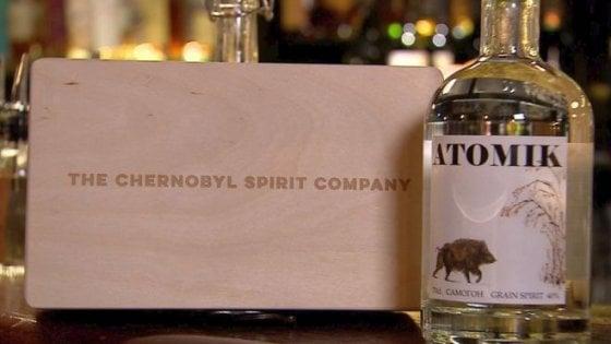 Atomik, la prima vodka prodotta con il grano contaminato di Chernobyl