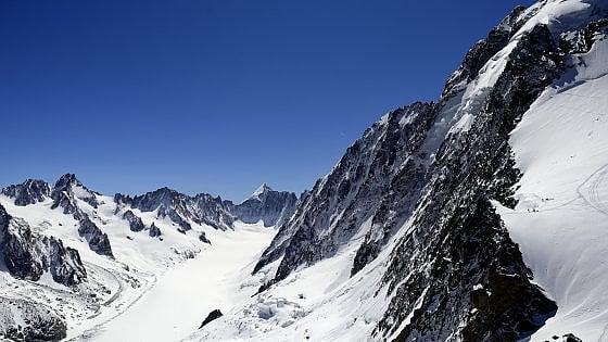 Clima. Trentadue milioni in quattro anni per salvare il Monte Bianco
