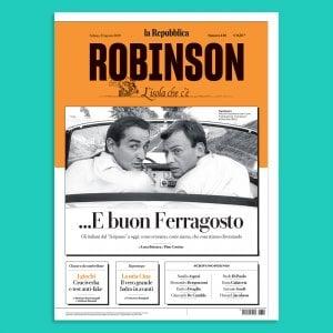 """L'ultimo """"Sorpasso"""". Come eravamo e come siamo nel Ferragosto di """"Robinson"""""""