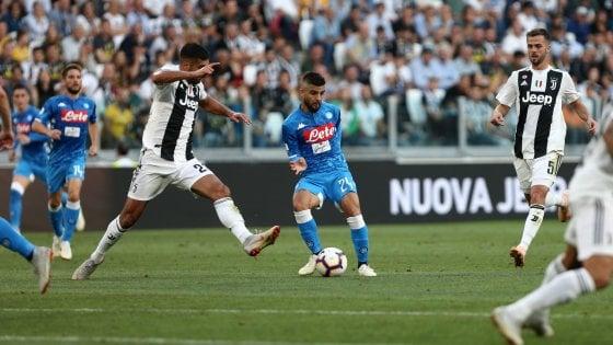 Juventus-Napoli, tolto divieto biglietti ai nati in Campania