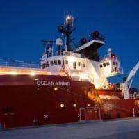 """Migrazioni, Ocean Viking: """"Il salvataggio di oggi mostra che le navi di"""